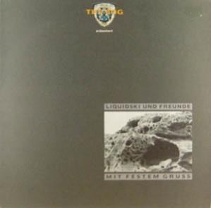 LP MIT FESTEM GRUSS • The Bog • Bog 0609 • Germany 1999