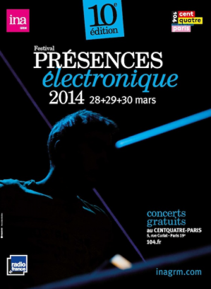 Asmus Tietchens will perform at the great Présences Électronique festival curated by INA GRM in Paris on March 30th 2014.