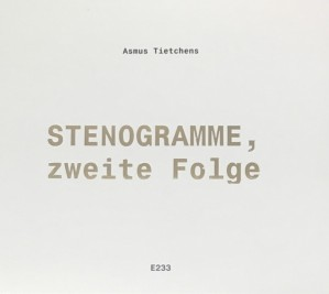 CD  Entracte • E 233 • Belgium 2018 150 copies