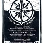 18/11/2017: Konzert/Kunst/Input: Miki Yui / Bartotainment / Till Kniola