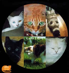 Gato Libre - Neko CD