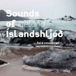 Hafdís Bjarnadóttir ‎– Sounds Of Iceland CD