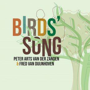 Peter Arts van der Zanden & Fred van Duijnhoven - Birds' Song CD