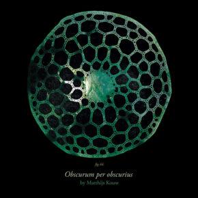 Matthijs Kouw - Obscurum per obscurius CD/MVK - ER-1 CD