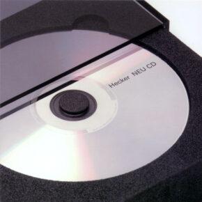 Hecker - NEU CD